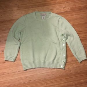 Jones New York country vintage small sweater